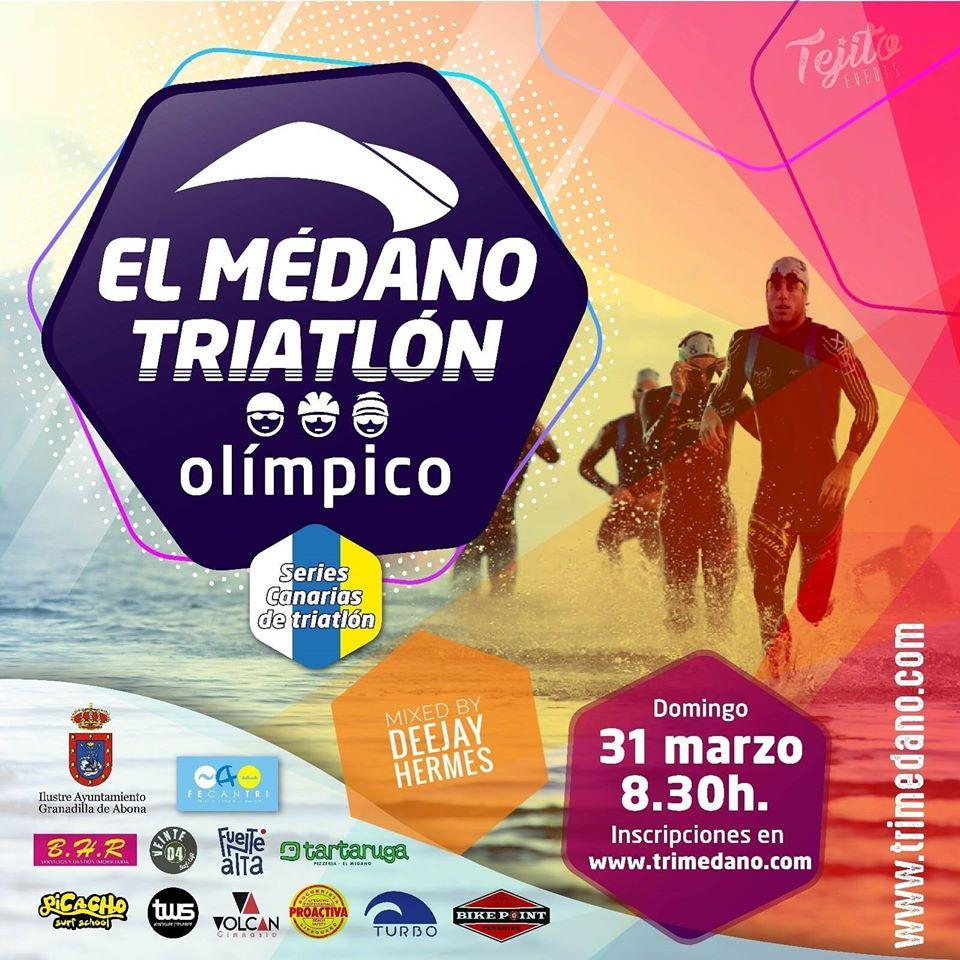 Triatlon el medano 2019
